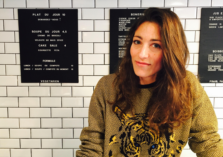 Chloé Georgouleas, le nouveau visage du sans gluten