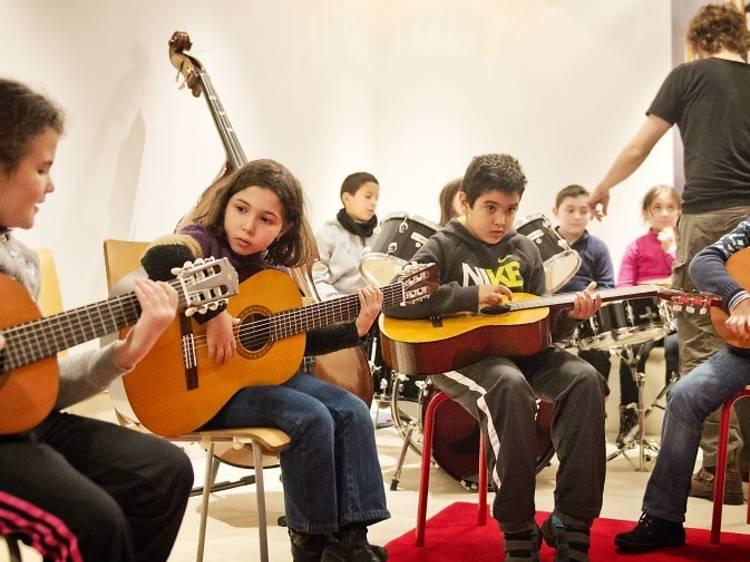 La Philharmonie de Paris en fait des « babies rockers »