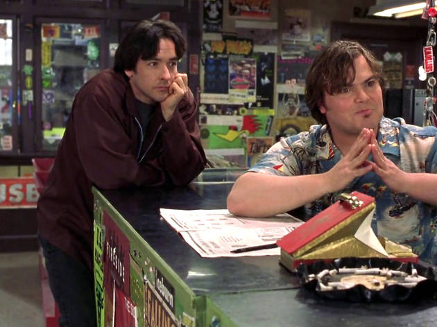 Movies not to watch during a break-up, high fidelity