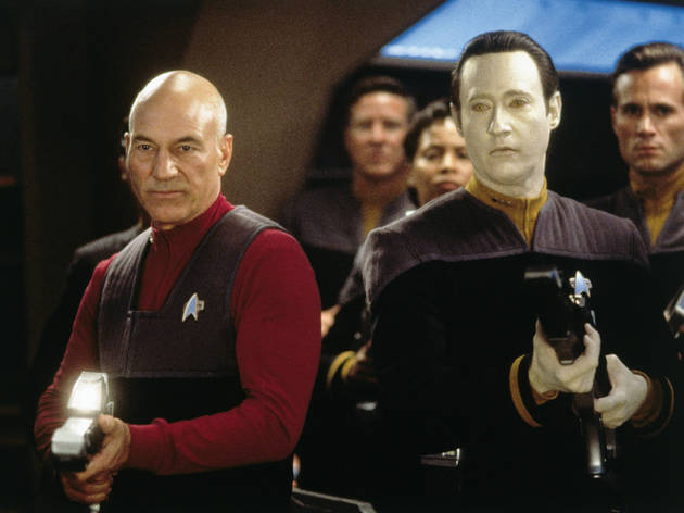 best action movies on Netflix, star trek first contact