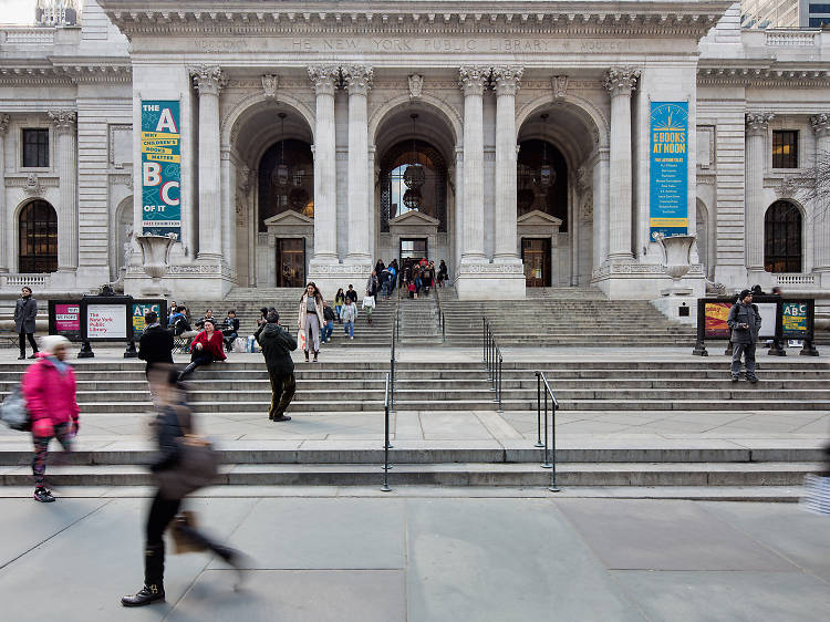 Pride Month at NYPL