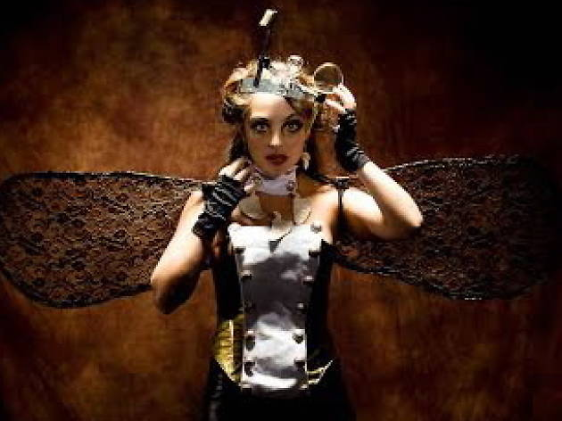 Steampunk Tooth Fairy