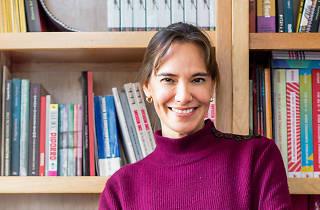Daniela Michel directora del FICM