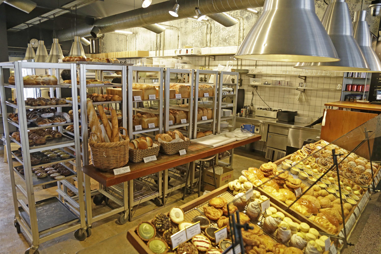 The Bread Shop