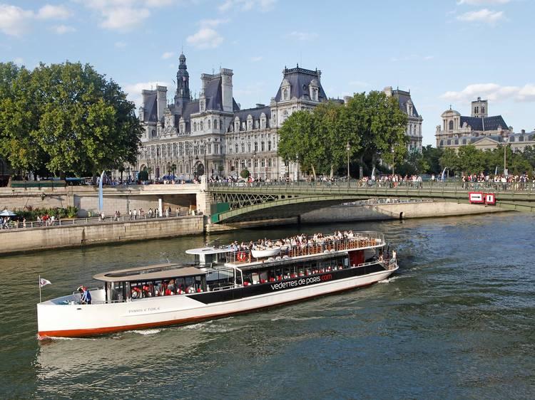 Naviguer au gré des mystères de Paris