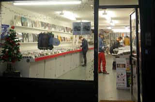 Flashback Records, Shoreditch