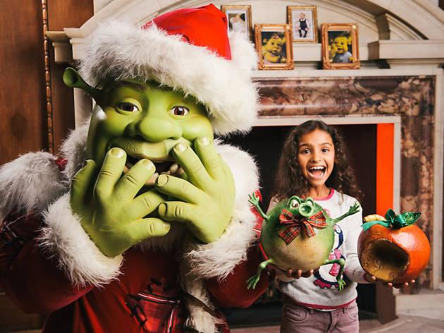Shrek Christmas.Shrek S Adventure London Christmas Experience Things To