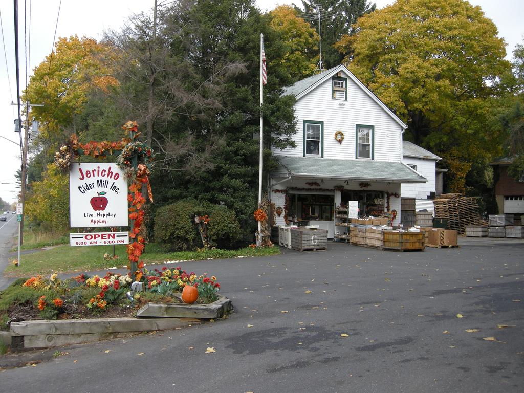 Cider Mill Long Island Ny