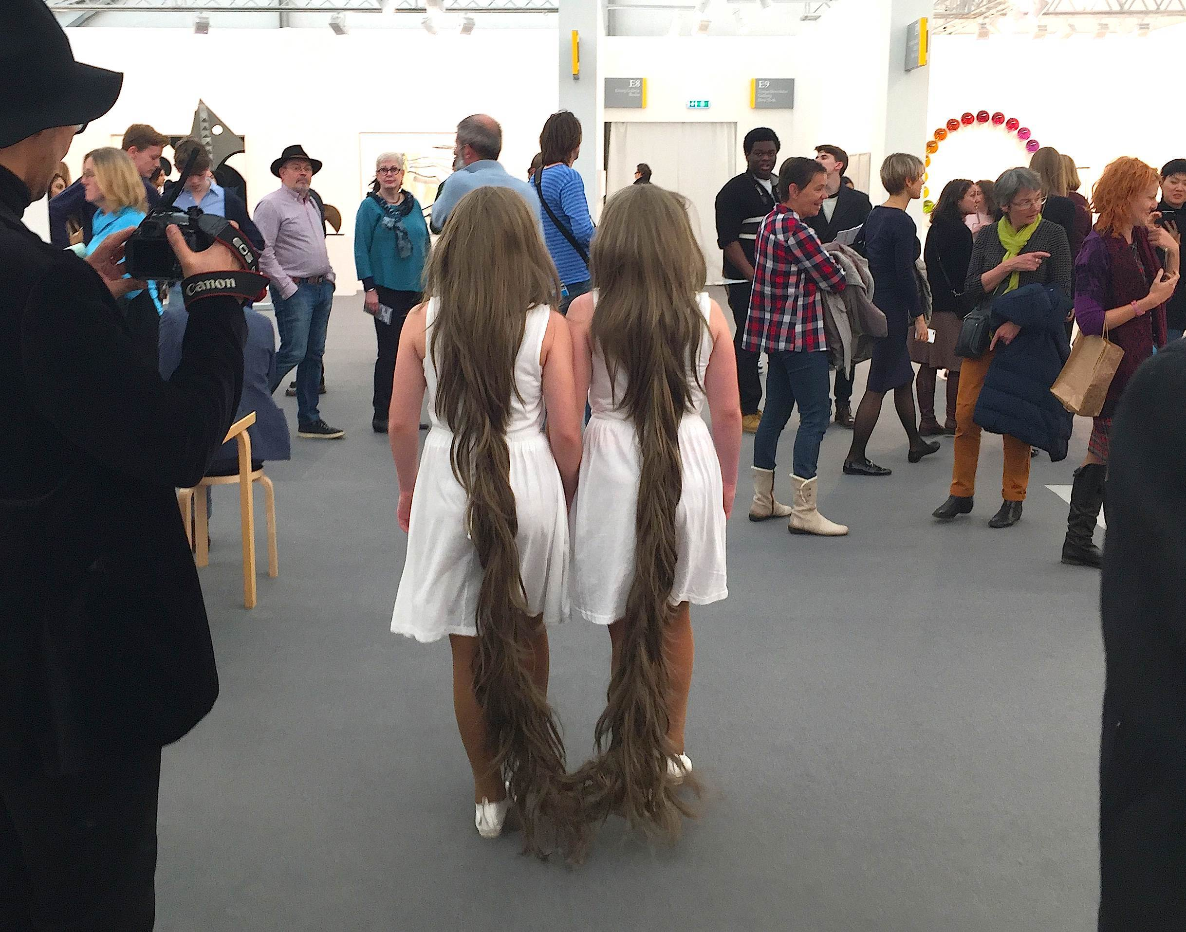 Frieze fair highlights 2016