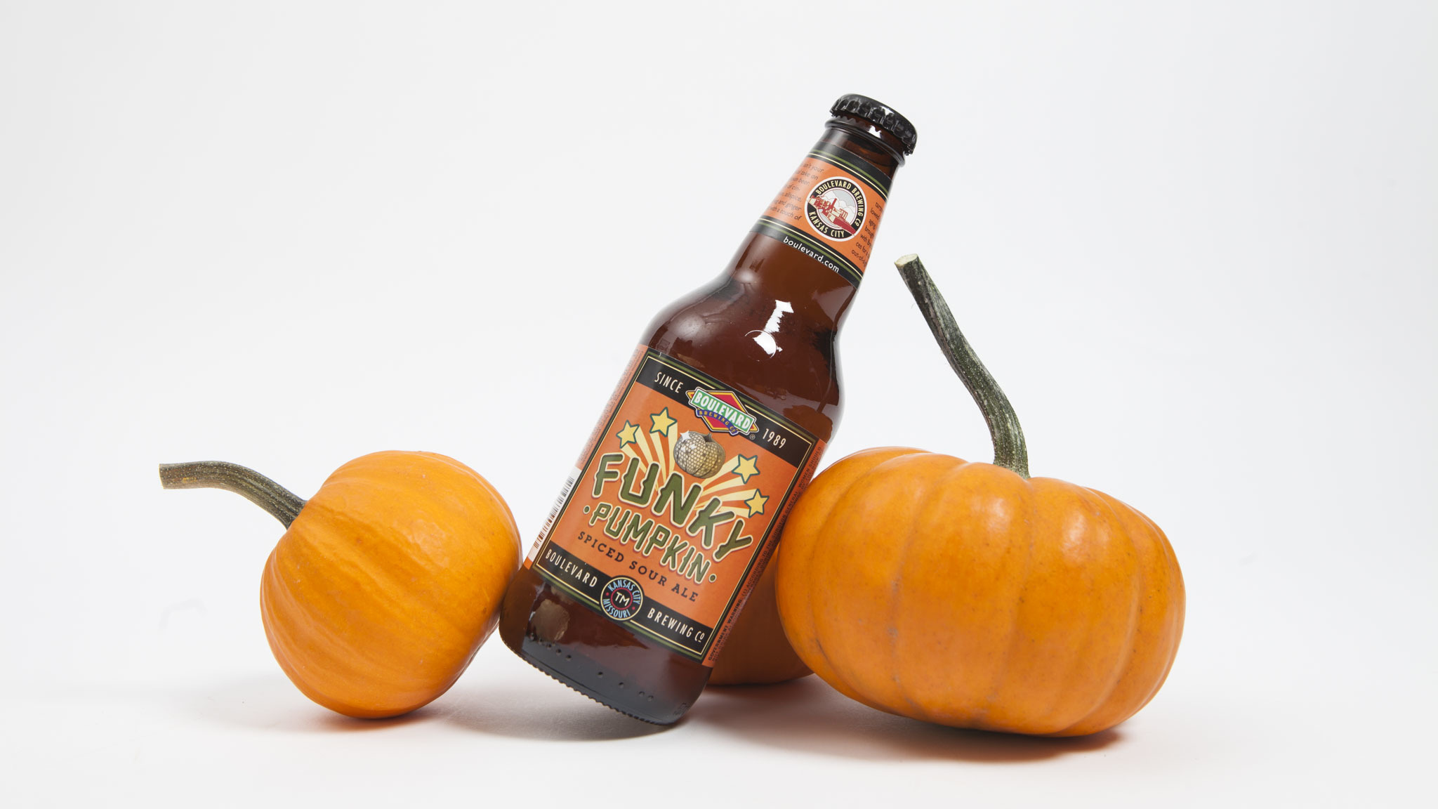 Boulevard Brewing Co. Funky Pumpkin Spiced Sour Ale
