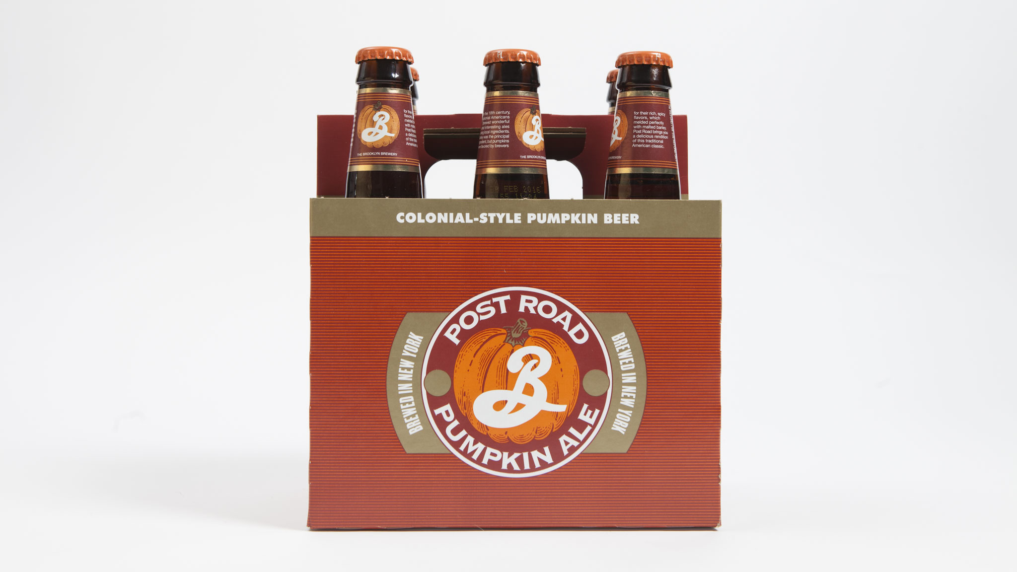 Brooklyn Brewery Post Road Pumpkin Ale