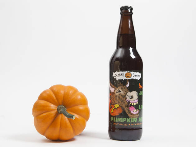 Spiteful Brewing Jackass O' Lantern Pumpkin Ale