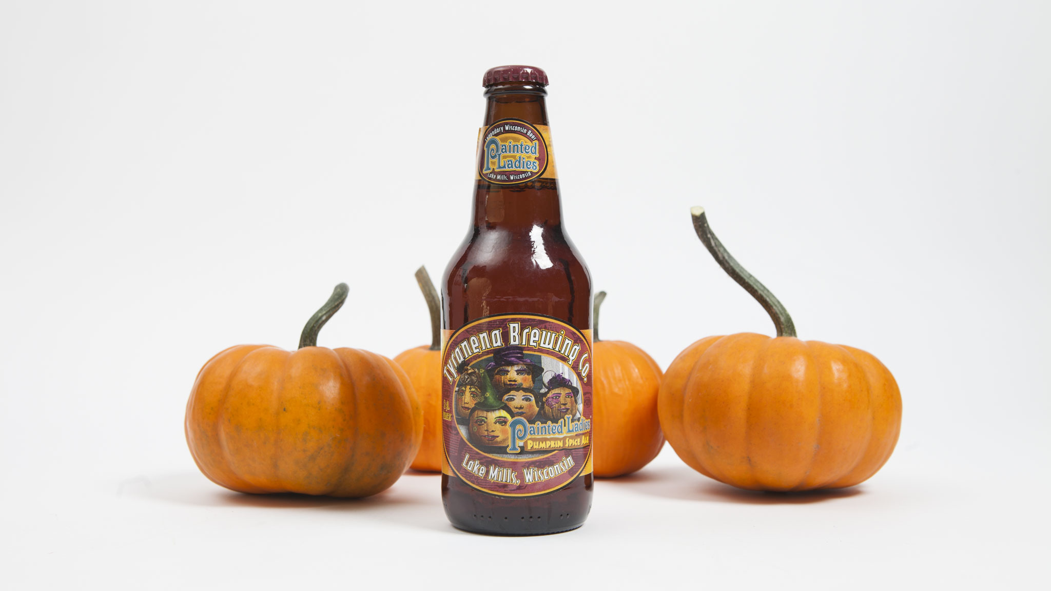 Tyranena Brewing Co. Painted Ladies Pumpkin Spice Ale