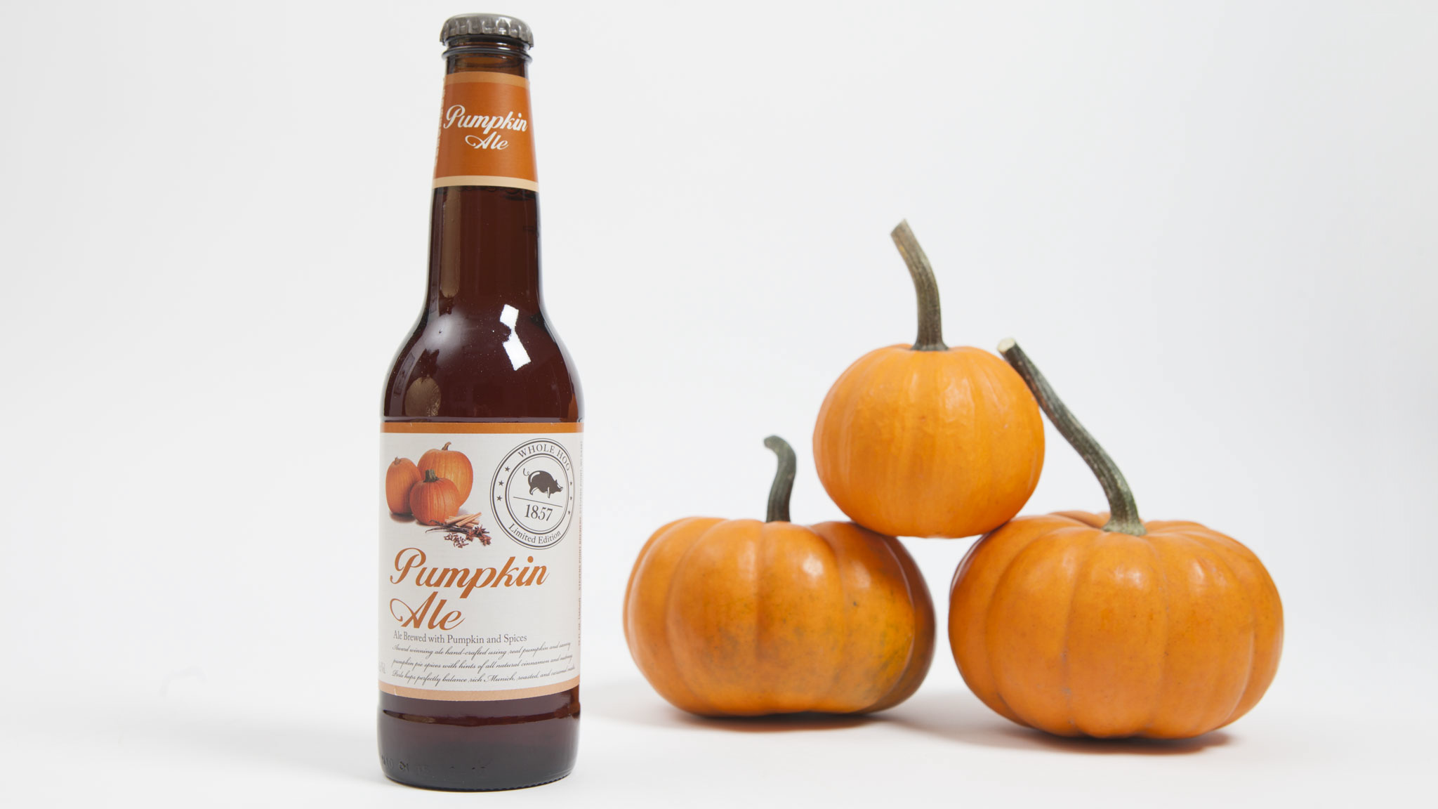 Stevens Point Whole Hog Pumpkin Ale
