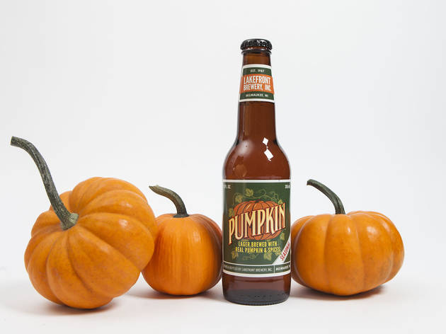 Lakefront Brewery, Inc. Pumpkin Lager