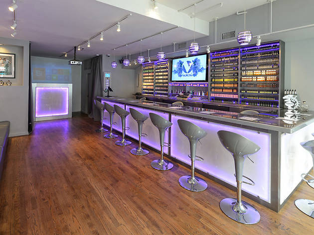 Best vape shops in NYC for smoking, relaxing and buying new gear