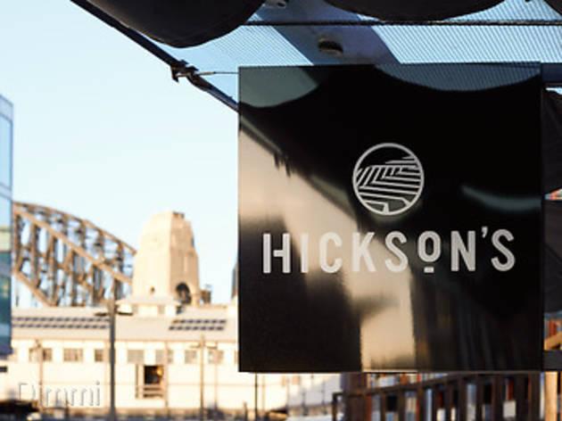 Hickson's Food & Wine