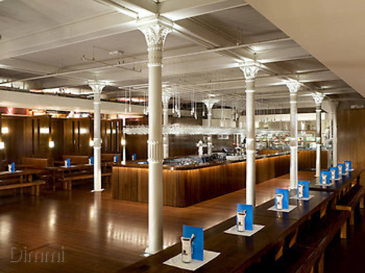 Bavarian Bier Cafe York St