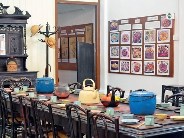 Peek at century-old furnishings