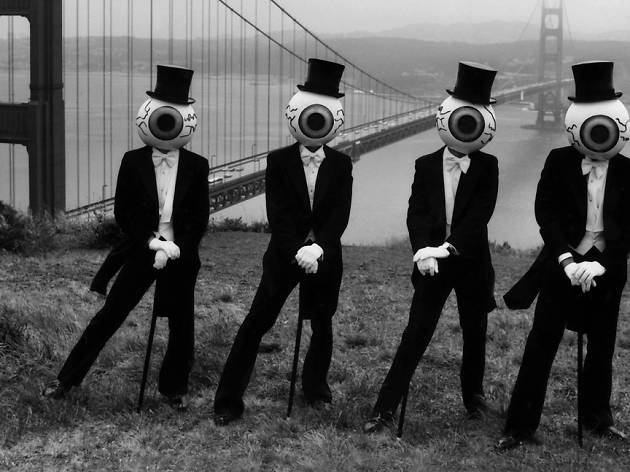 In-Edit Beefeater 2015: Theory of Obscurity. A film about The Residents