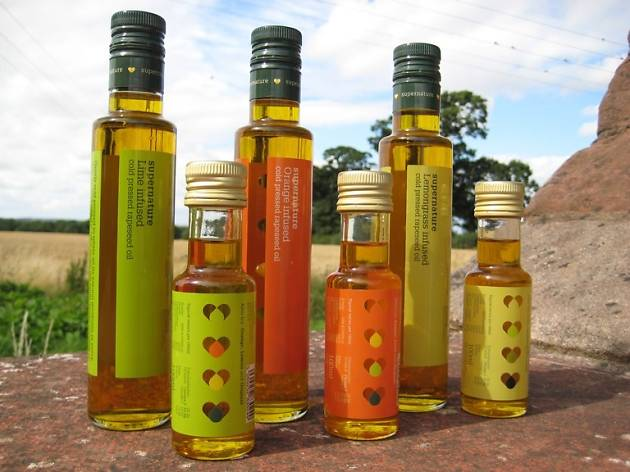 Leith Food Assembly oil