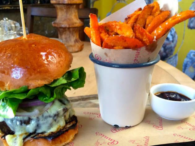 Annie's, restaurant, Chiswick