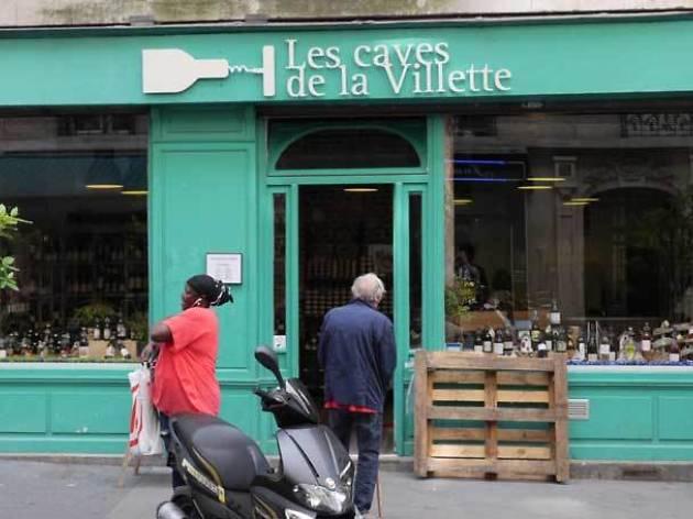 Les Caves de la Villette