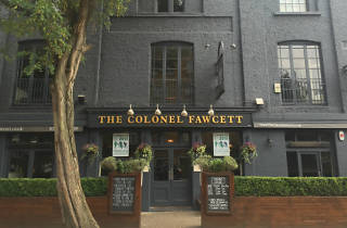 Colonel Fawcett