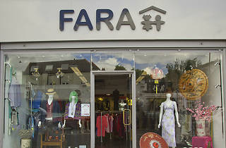 FARA, charity shop, turnahm green