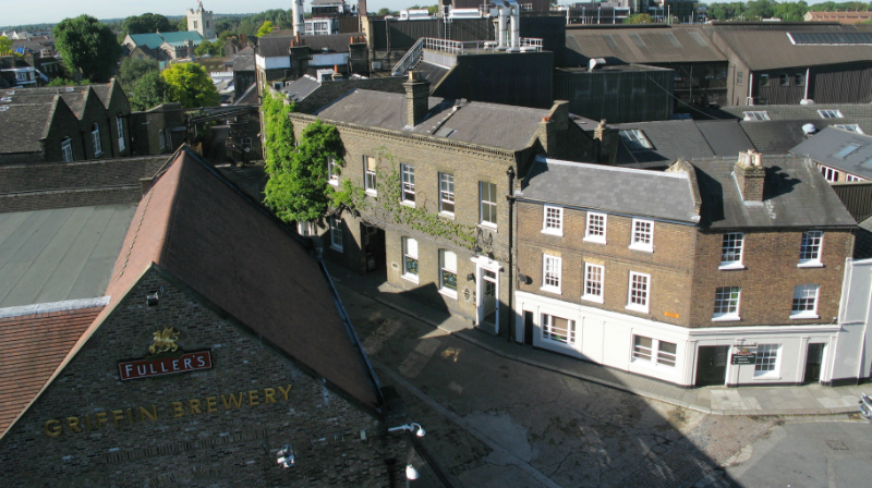 Fuller's Brewery, Chiswick