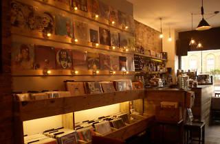 Lion Coffee + Records, Clapton