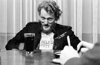 In-Edit Beefeater 2015: Ginger Baker in Africa