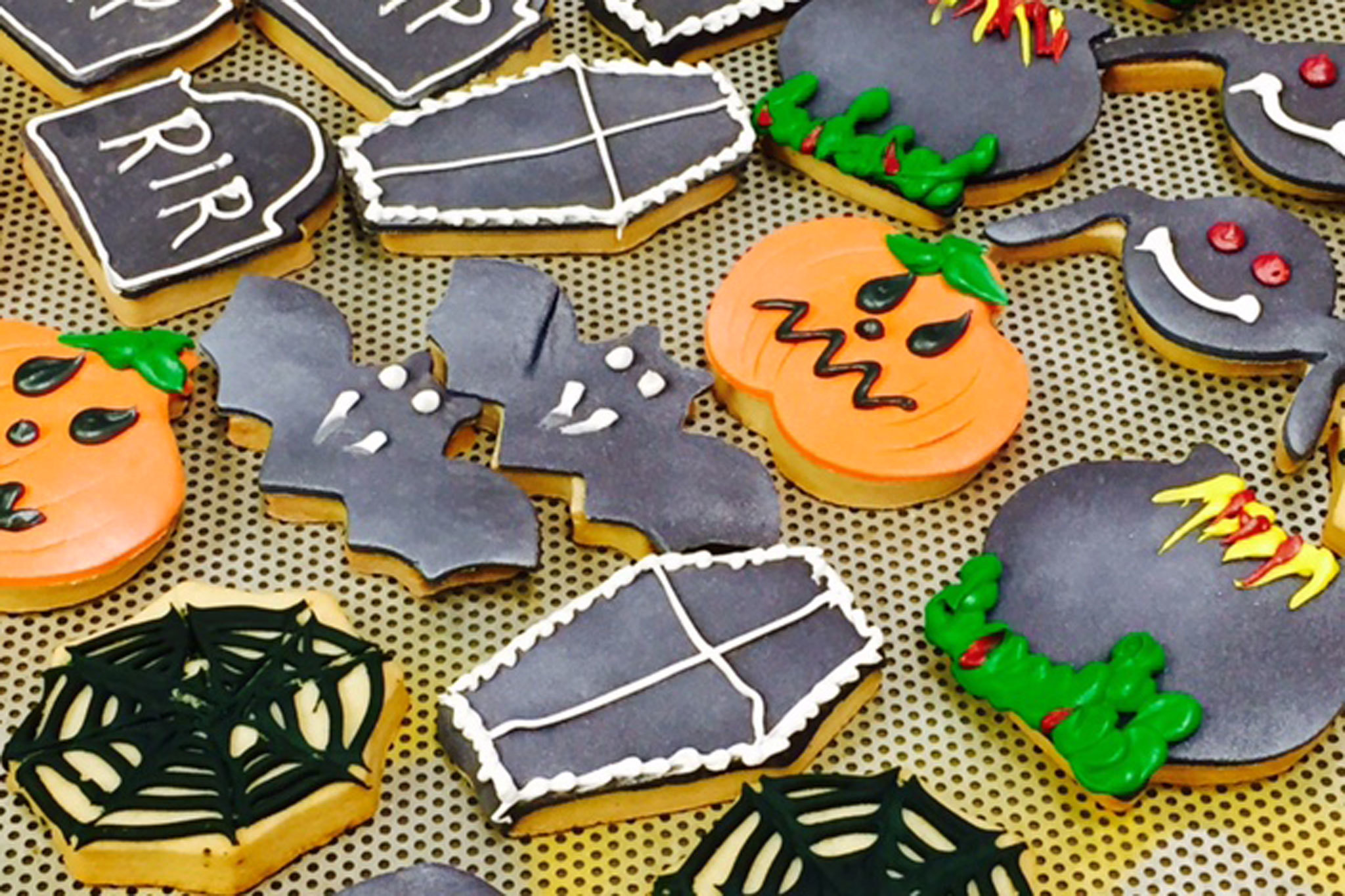 Graveyard cookies at Pitchoun Bakery