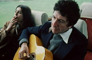 In-Edit Beefeater 2015: Leonard Cohen. Bird On A Wire