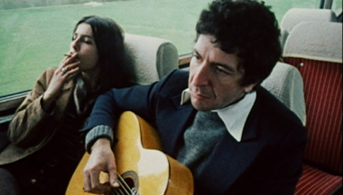 Leonard Cohen. Bird On A Wire