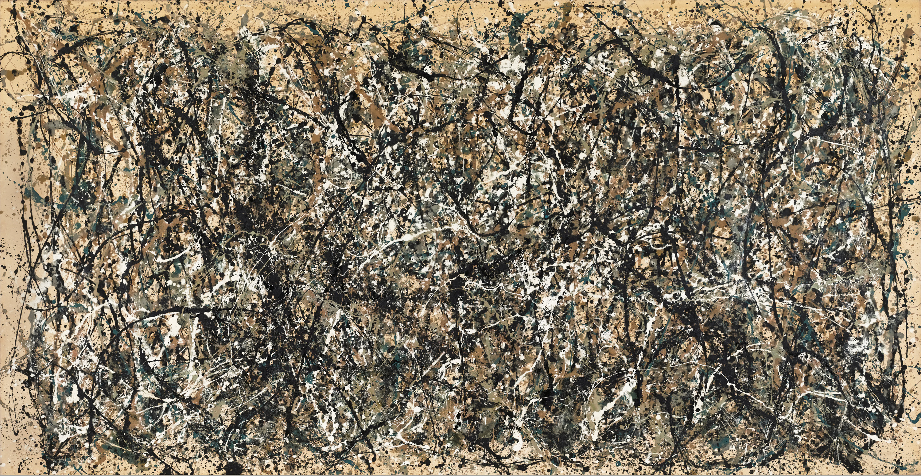 """Jackson Pollock: A Collection Survey, 1934–1954"""