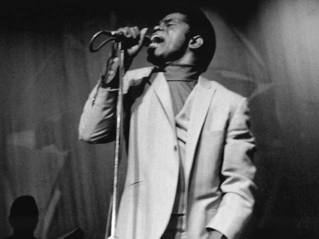 Mr. Dynamite. The Rise of James Brown