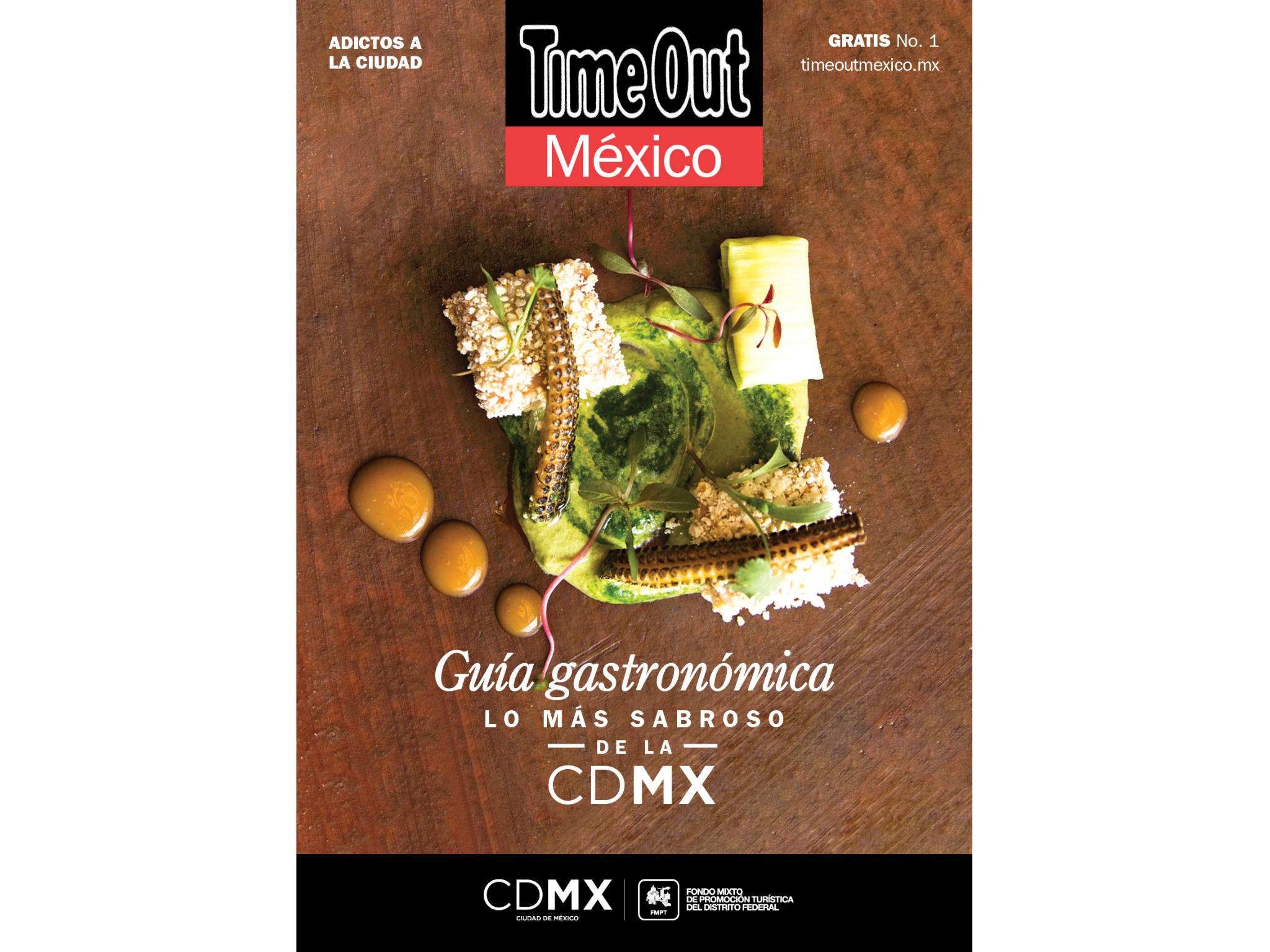 Guía Gastronómica de la CDMX