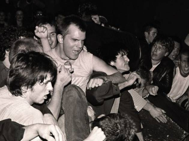 In-Edit Beefeater 2015: Salad Days. A Decade of Punk in Washington, DC (1980-90)