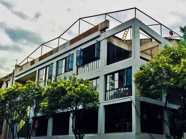 Arquitectura del Porfiriato: colonia Juárez