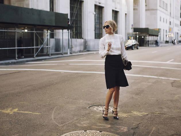 Jacey Duprie, Damsel in Dior