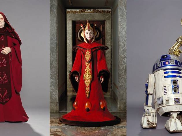 """Rebel, Jedi, Princess, Queen: Star Wars™ and the Power of Costume: The Exhibition"""