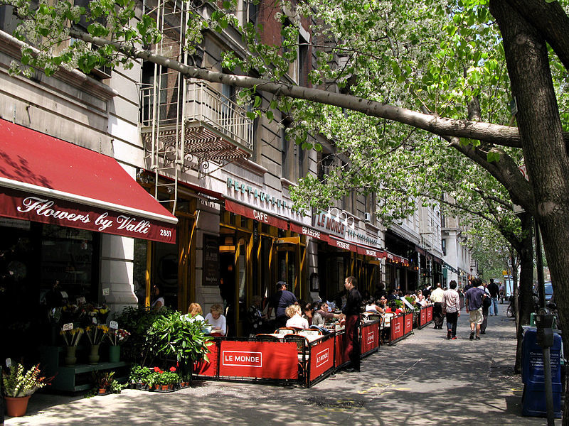 Best Upper West Side Ny Restaurants