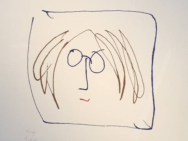 """The Art of John Lennon: Imagination Nation"""