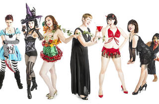 The Belmont Burlesque Halloween Spooktacular