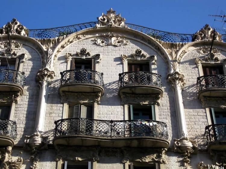 Casa de Francesc P. Vallet - Estudi Barozzi-Veiga