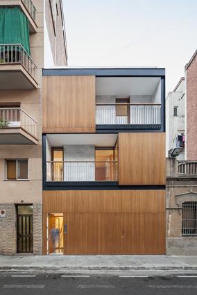 Casa CP, d'Alventosa Morell