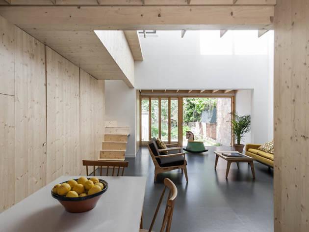 Casa MZ, de Calderon Folch Sarsanedas