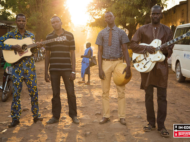 They will have to kill us first. Malian music in exile