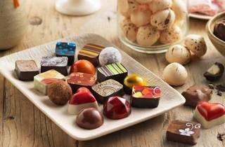 Artisan chocolatier Tim Clark at InterContinental
